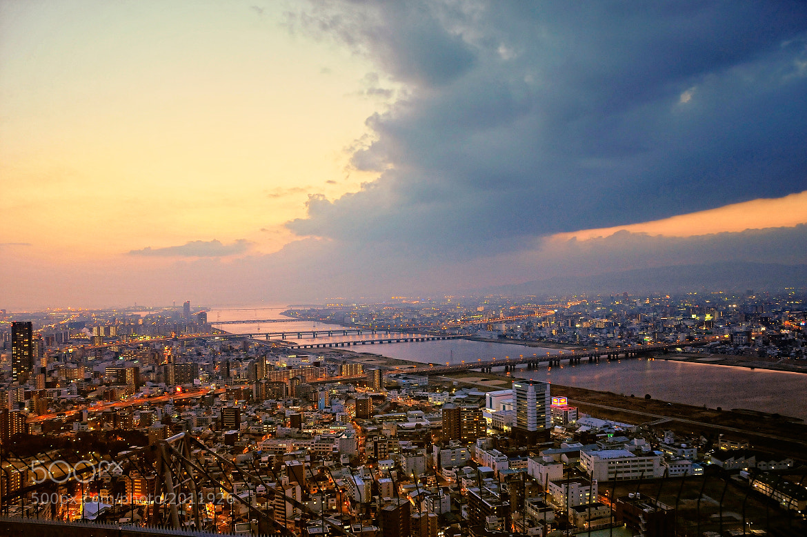 Photograph The west city 17:59 by y2- hiro on 500px