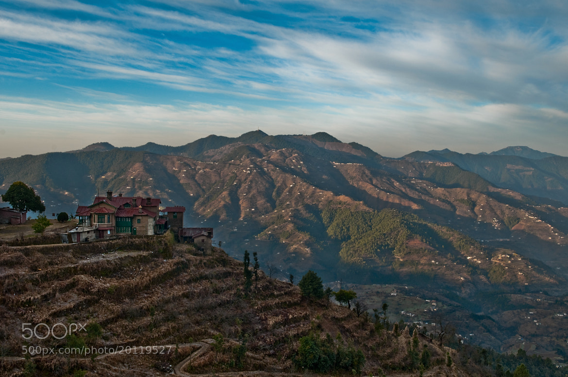 Photograph holiday homes by pushkar raj sharma on 500px