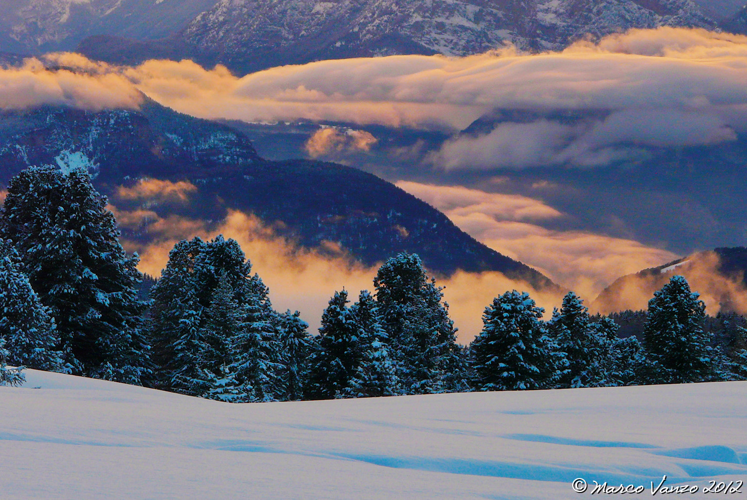 Photograph clouds by Marco Vanzo on 500px