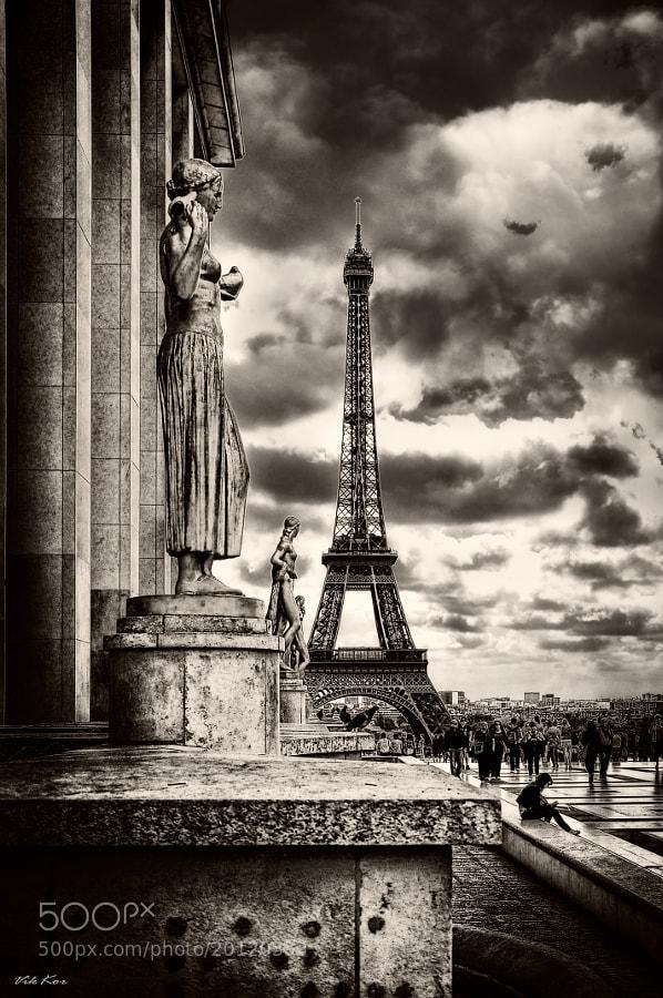 Paris by Viktor Korostynski (vikkor)) on 500px.com
