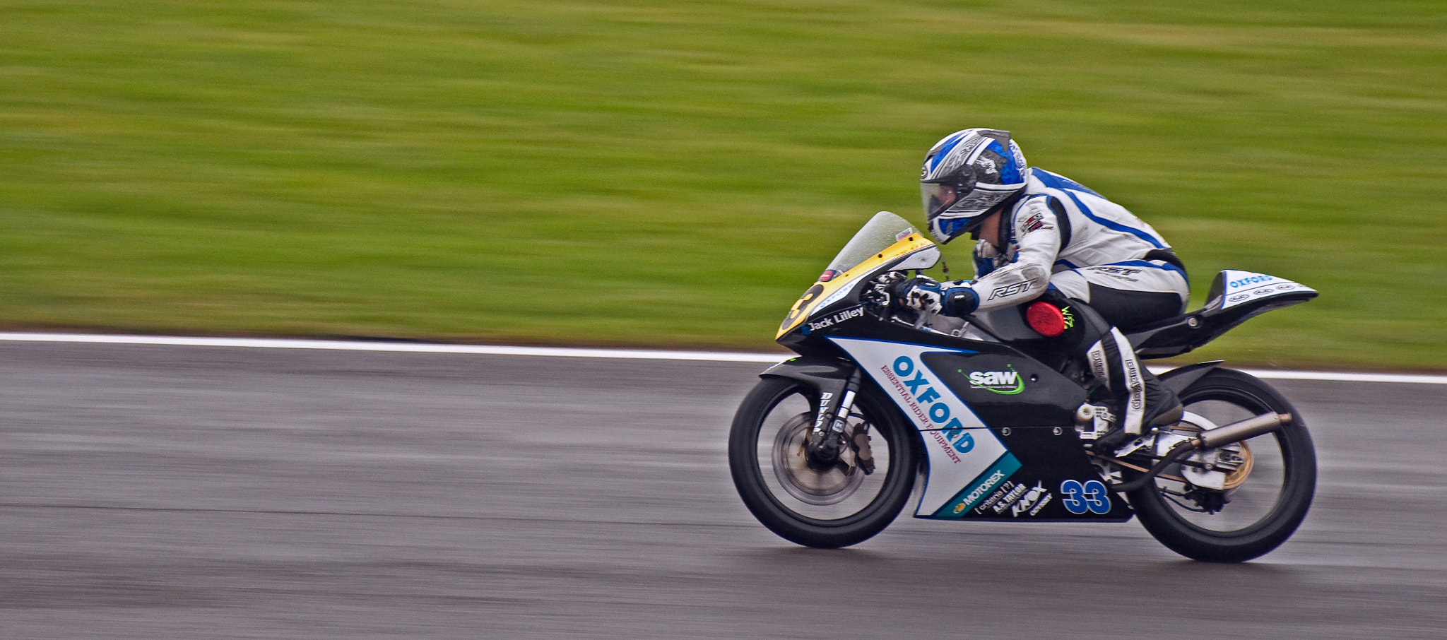 Photograph 125cc @ Silverstone 2010 by Rob Bunday on 500px