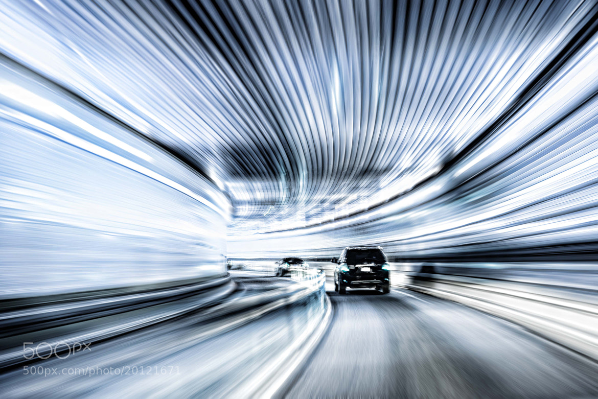 Photograph TunnelDrive2 by Coolor Foto on 500px