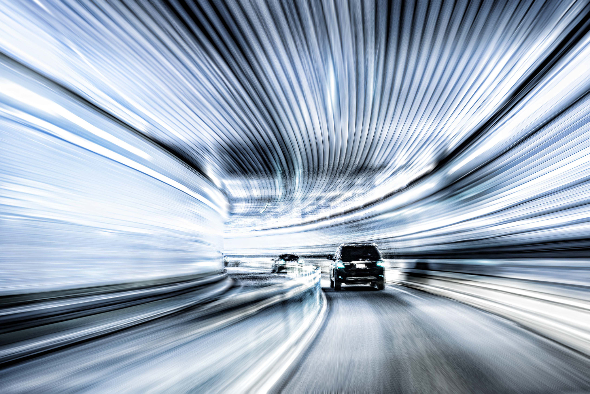 Photograph TunnelDrive2 by Bill Sherman on 500px
