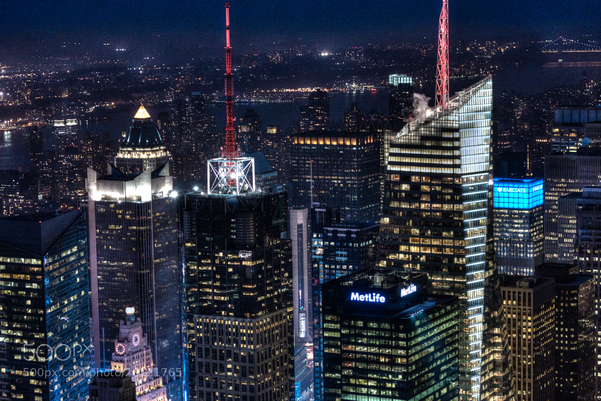 Photograph NY Buildings by Christian Schuster on 500px