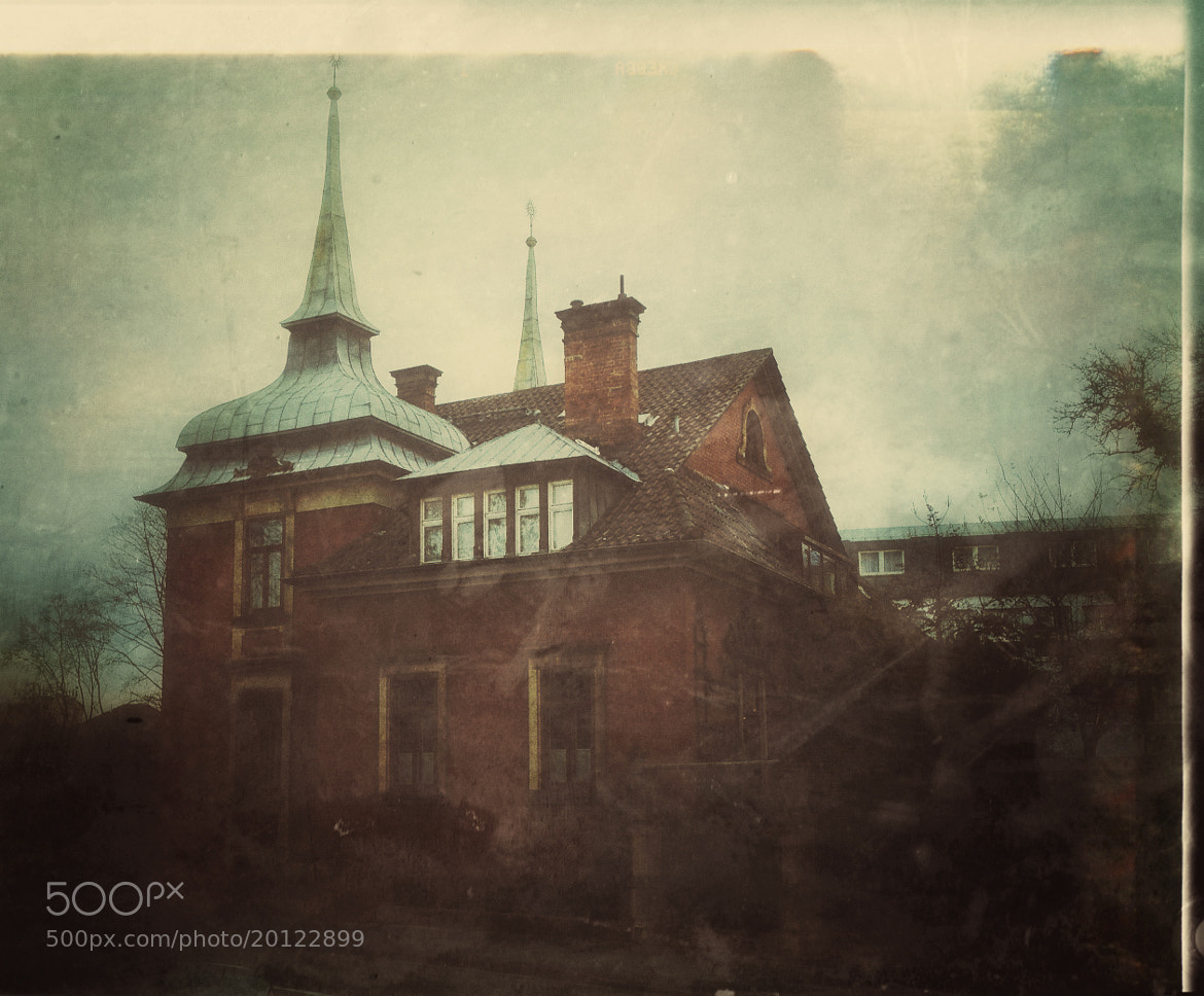 Photograph Old Mansion by Nico Linde on 500px