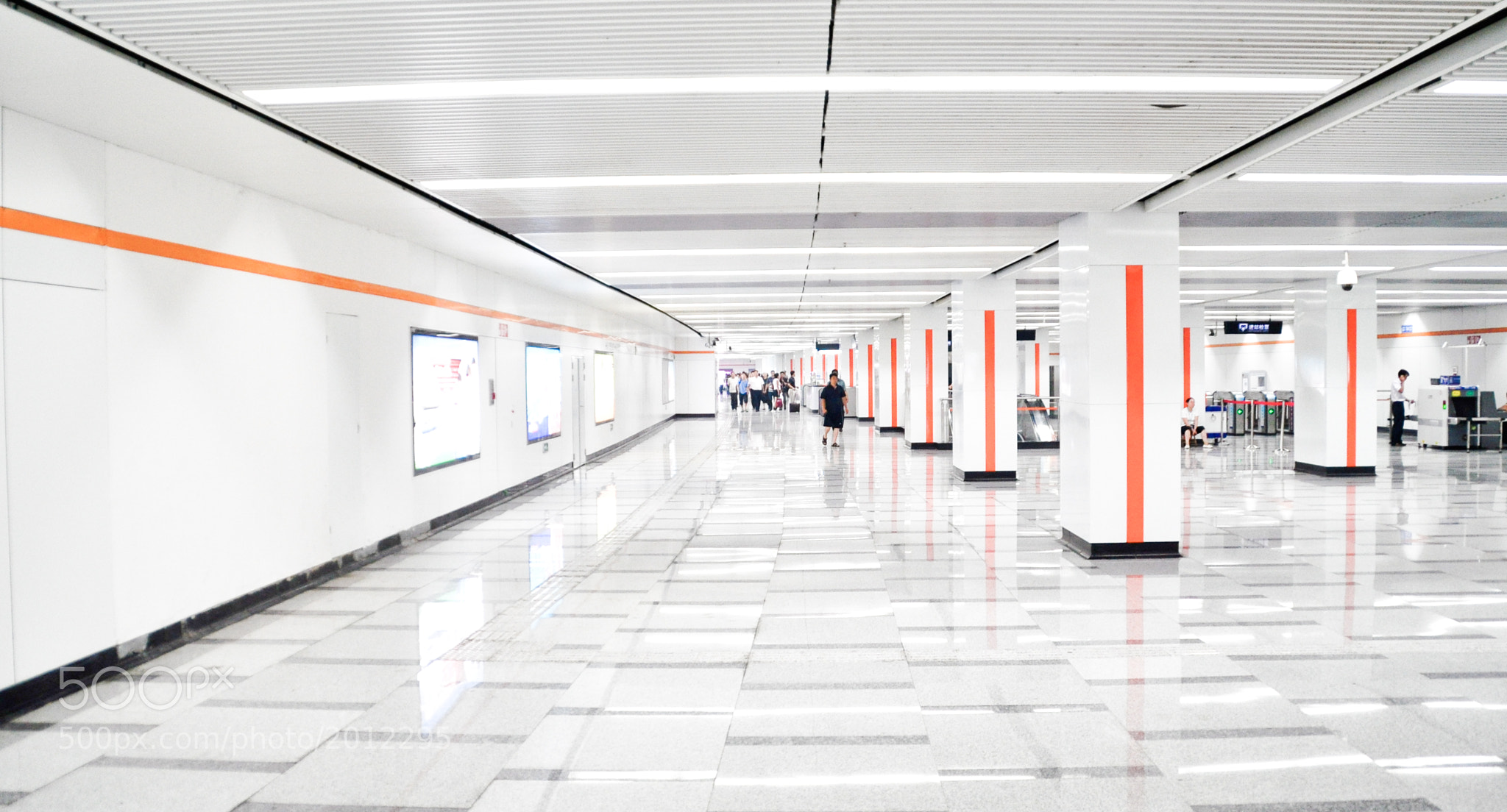 Photograph Shanghai subway by Alex Drl on 500px