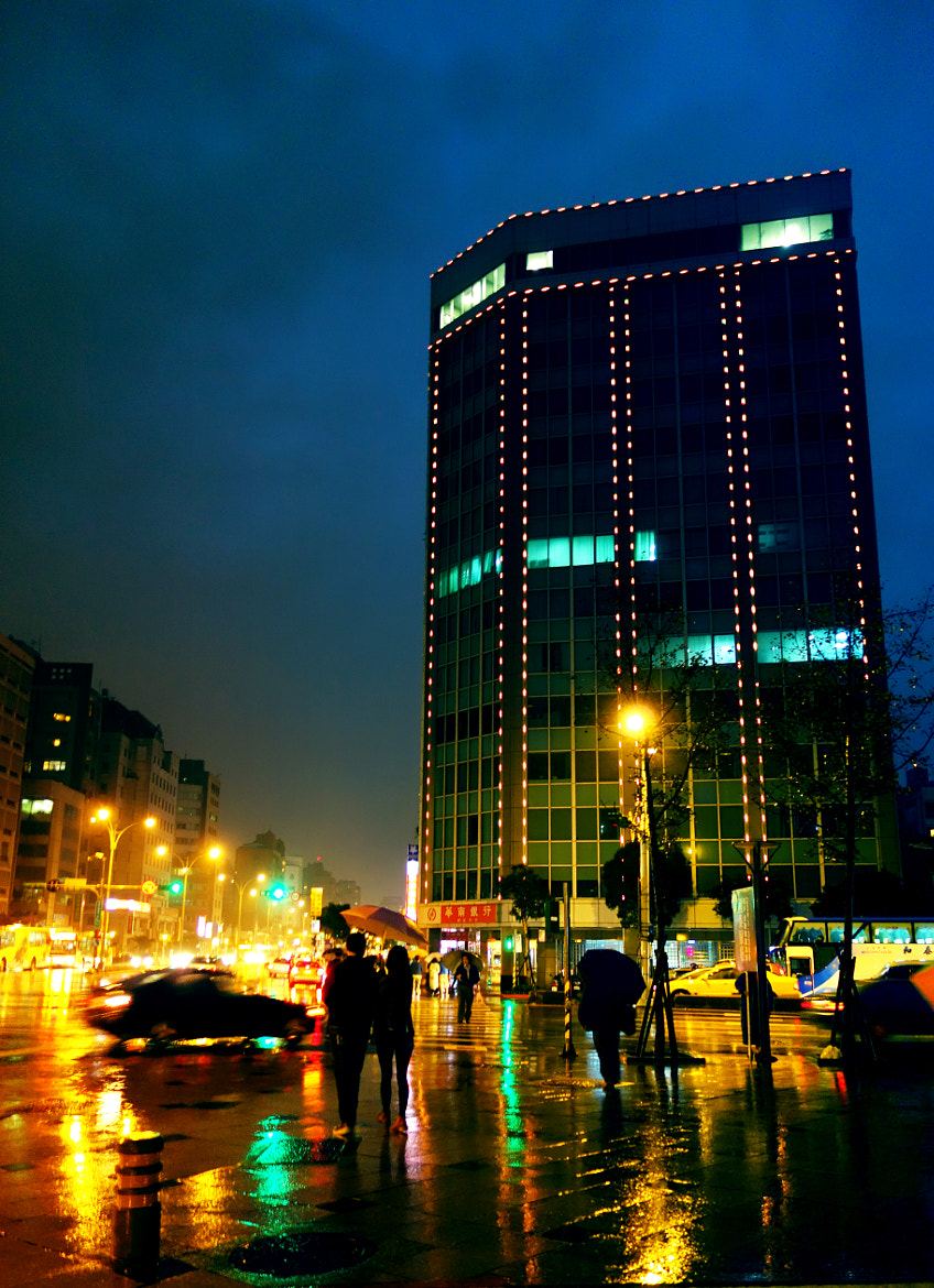 Photograph Rainy Night by Mike Chen on 500px