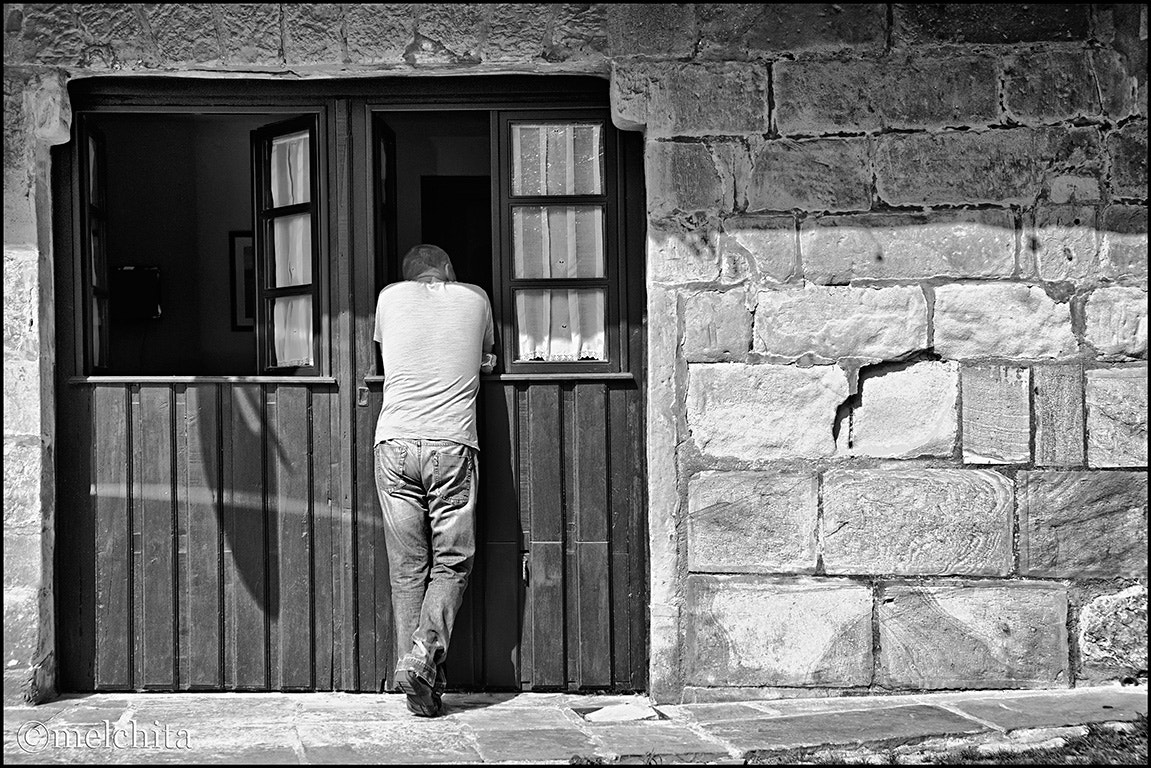 Photograph House with two doors..... by Conchita Meléndez on 500px