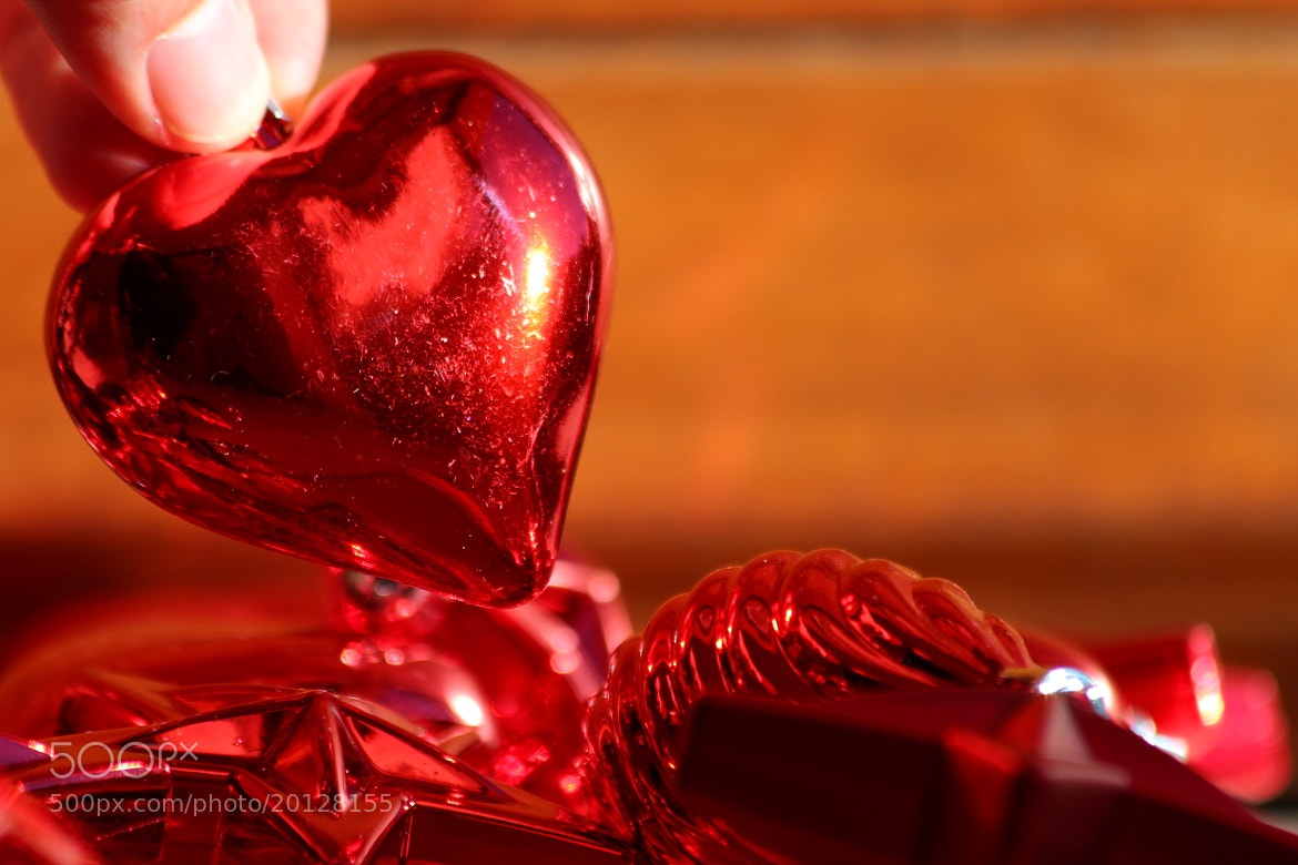 Photograph little heart by Paola Fiore on 500px