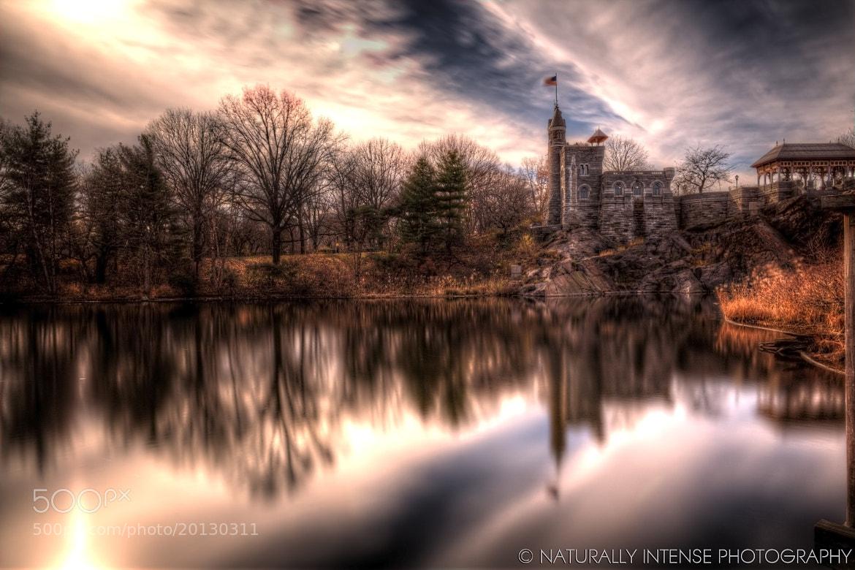 Photograph Belvedere Castle- Central Park by Kevin Richardson on 500px