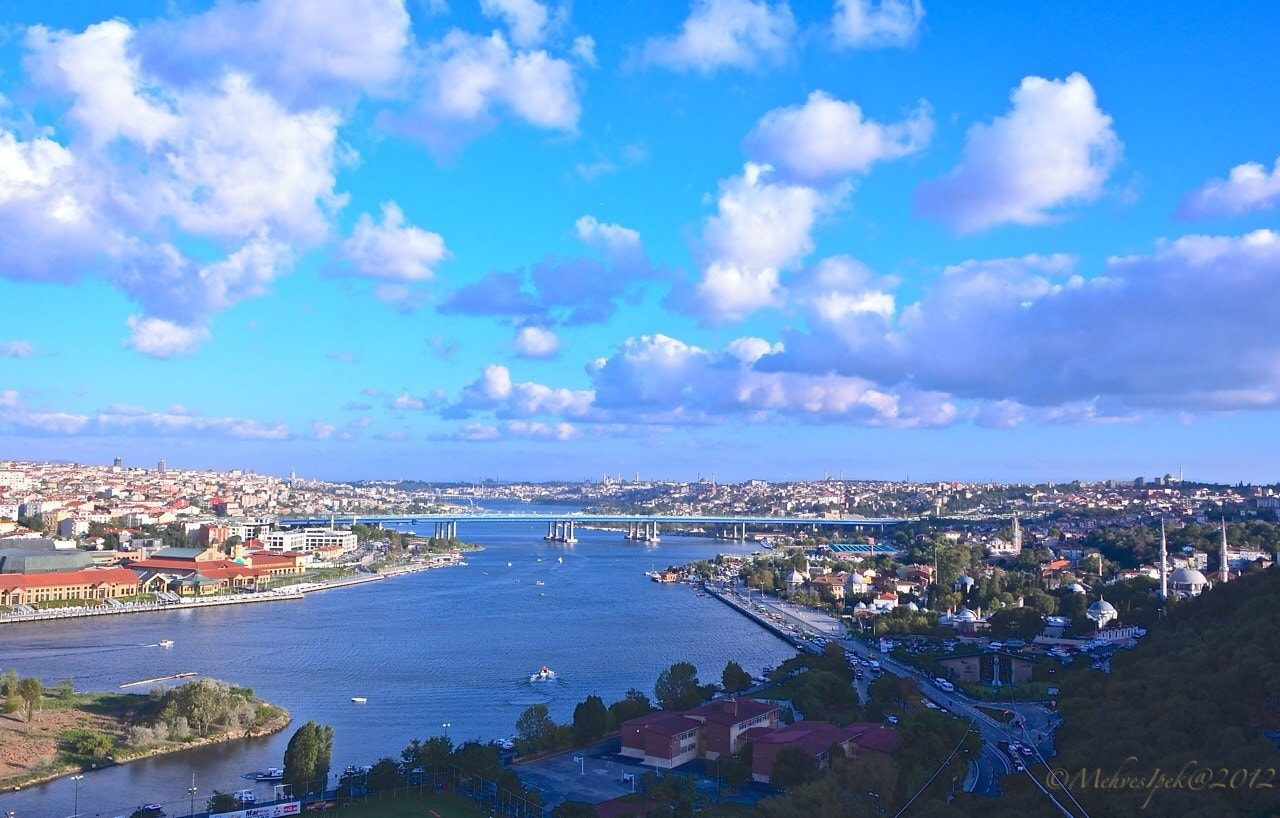 Photograph View from Pierre Loti Hill, Istanbul by Mehves Ipek on 500px