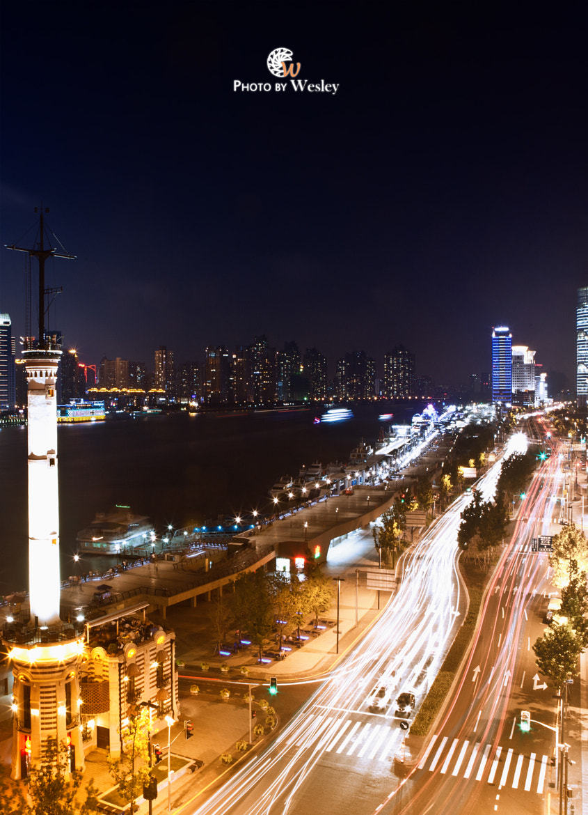 Photograph the Bund by Wesley Wu on 500px