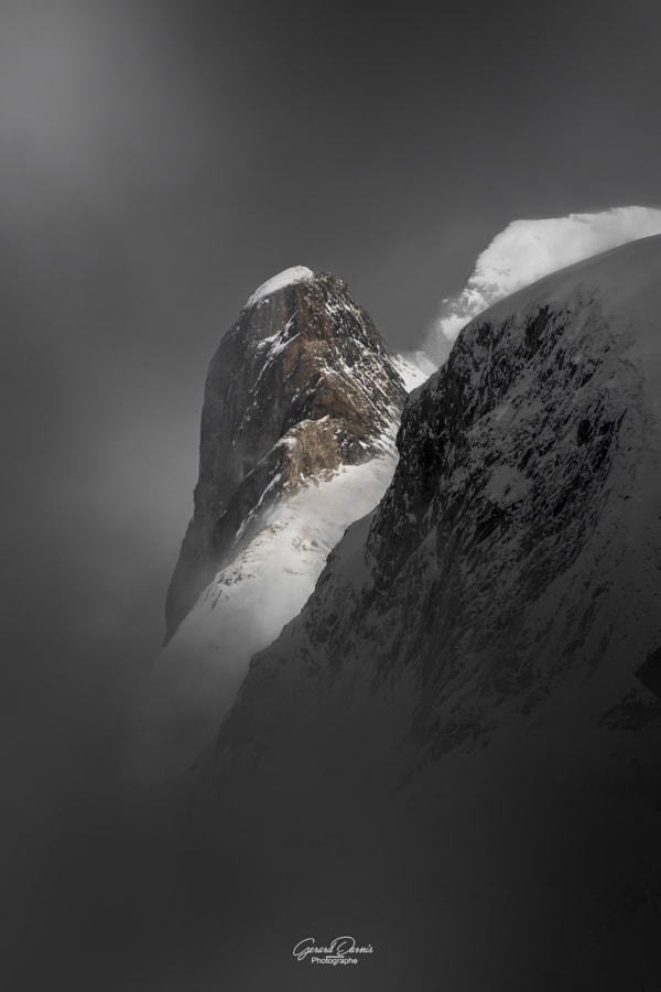Aiguille of the Vanoise by Gérard Darnis on 500px.com
