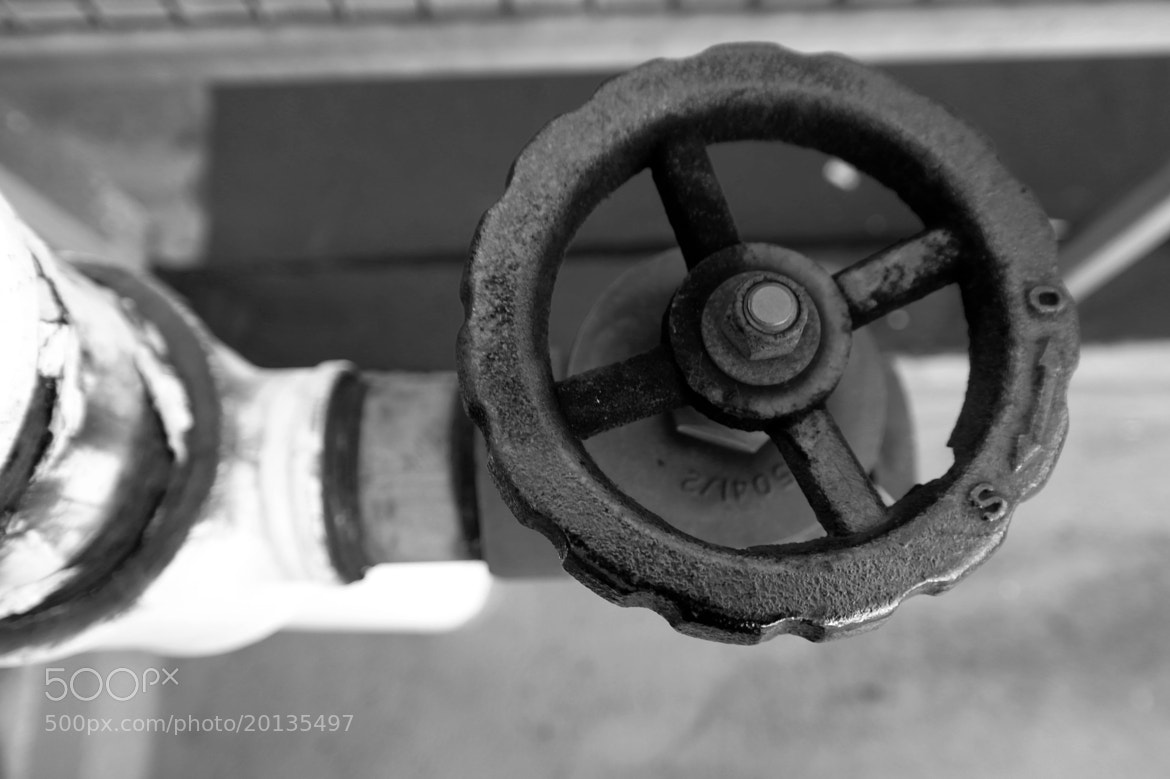 Photograph Valve  by Adam Lay on 500px
