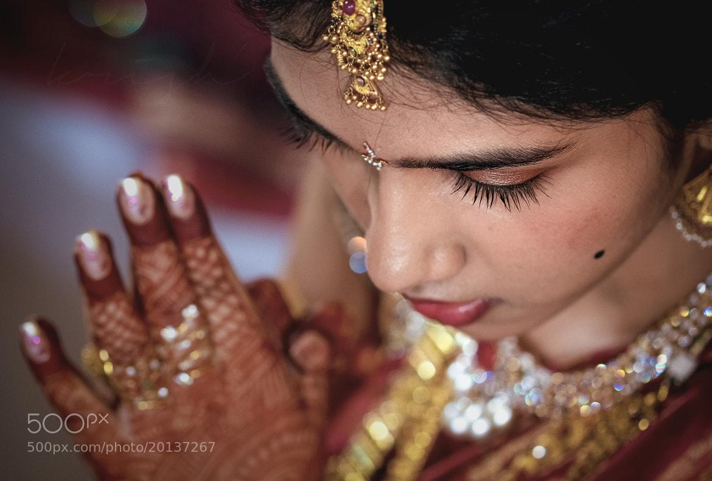 Photograph Bride..  by Krishna Chaitanya on 500px