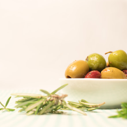 Mix Olives and Rosemary, RICOH PENTAX K-S2, HD PENTAX-DA 35mm F2.8 Macro Limited