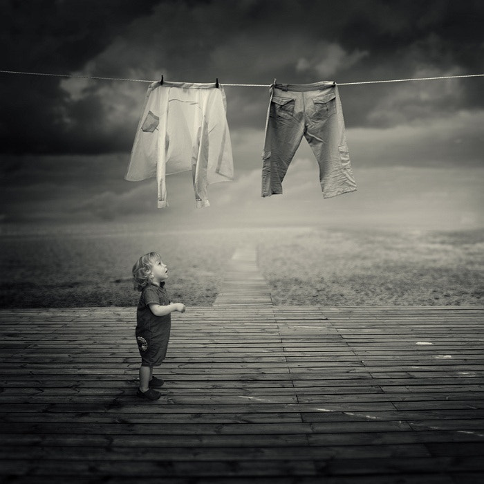 Photograph .laundry. by Michal Giedrojc on 500px