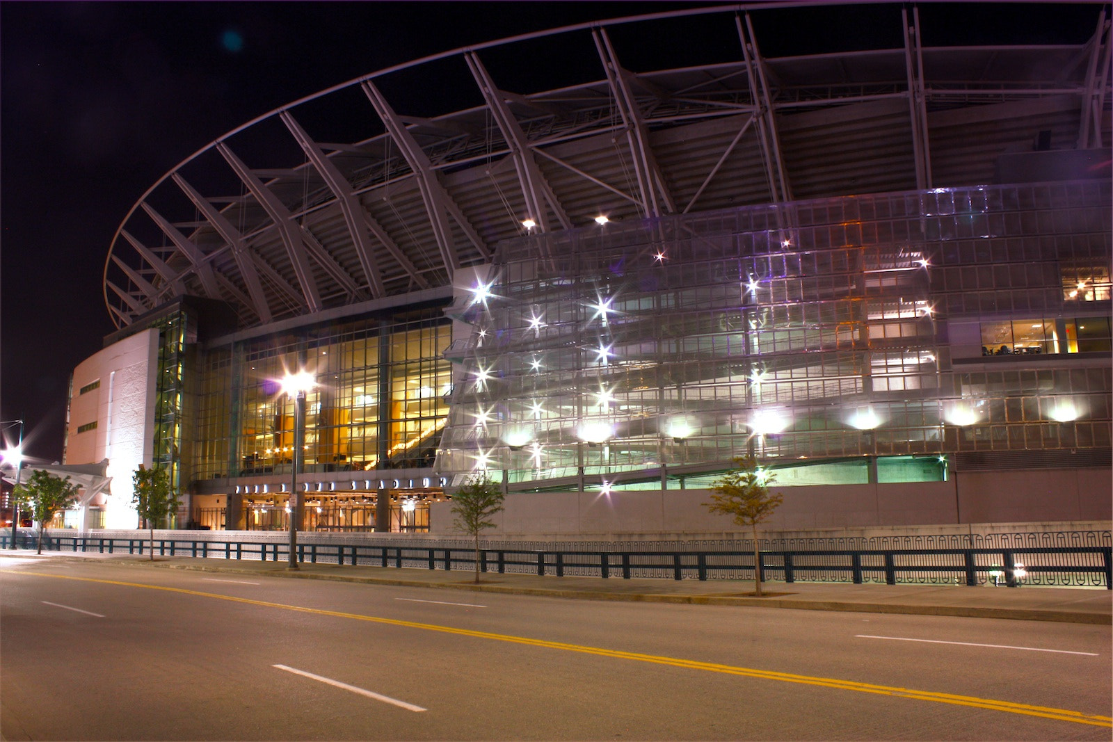 Photograph Paul Brown Stadium by Chris Moore on 500px