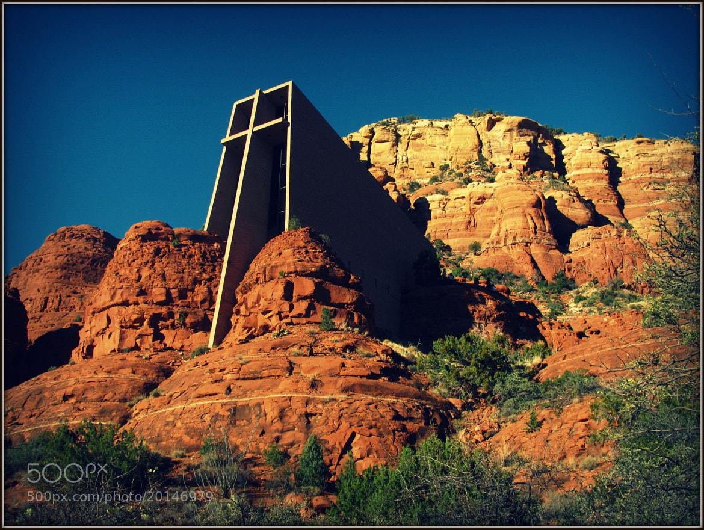 Photograph Chapel Of The Holy Cross Sedona By Chetan