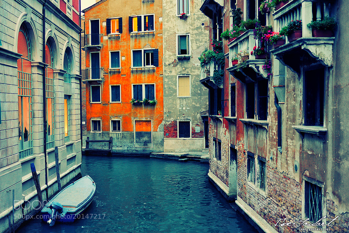 Photograph Dreaming of Venice by Isac Goulart on 500px