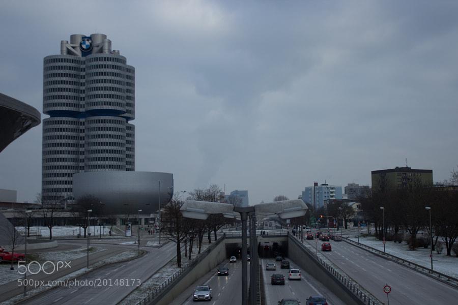 BMW Headquarters by Juan Carlos González Delgado (jcgonzalezdelgado)) on 500px.com