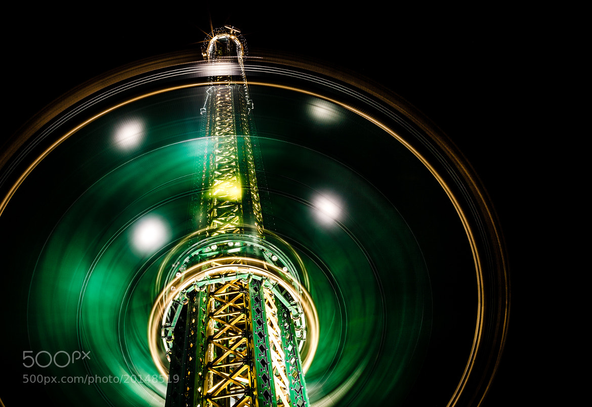 "Photograph ""Rotating In Green II"" by Matthaeus Anton Schmid on 500px"