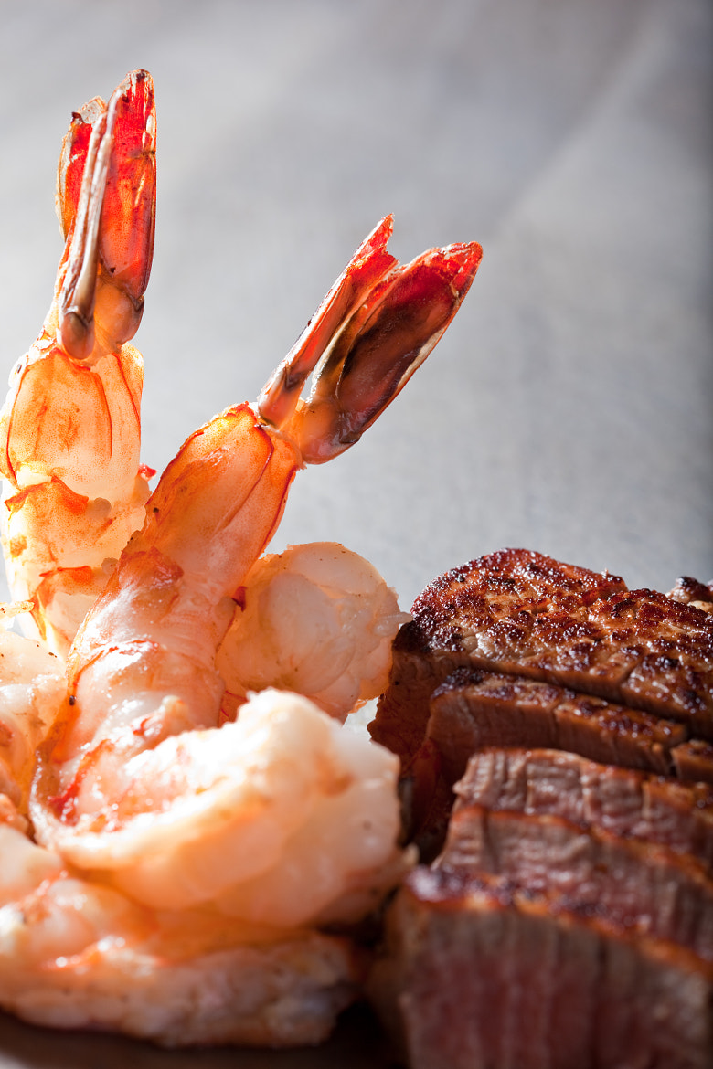 Photograph Shrimp and meat by Ana Adams on 500px