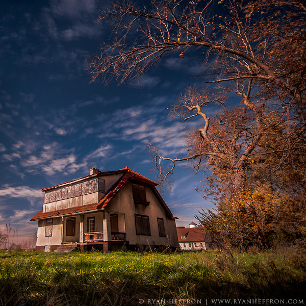 Photograph Derelict by Ryan Heffron on 500px