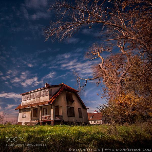 Photograph Derelict by Ryan Heffron on 500px