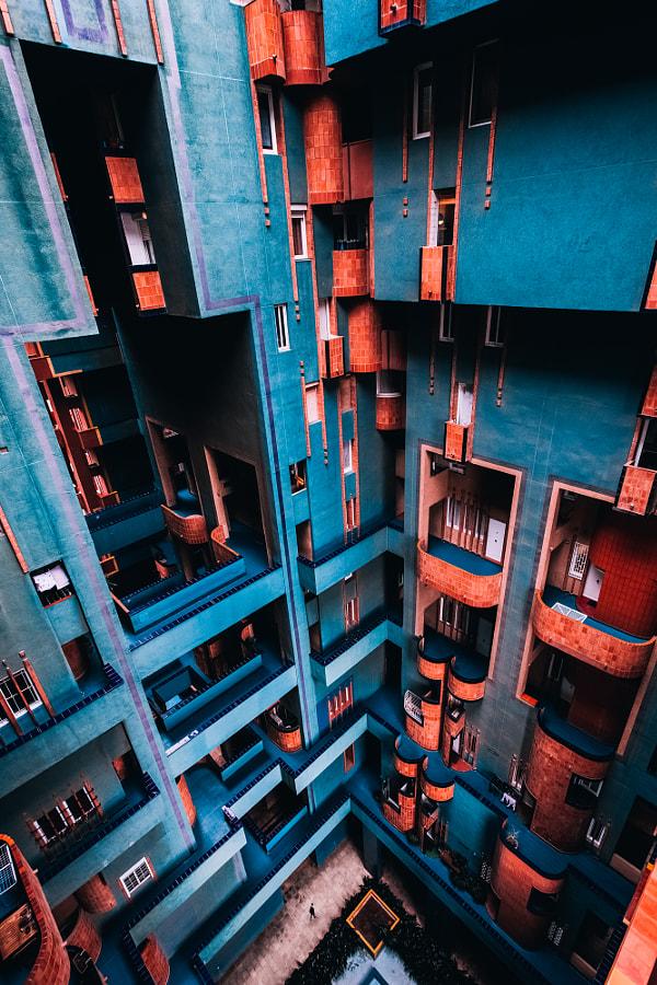 Dystopian Getaway by Philipp Götze on 500px.com
