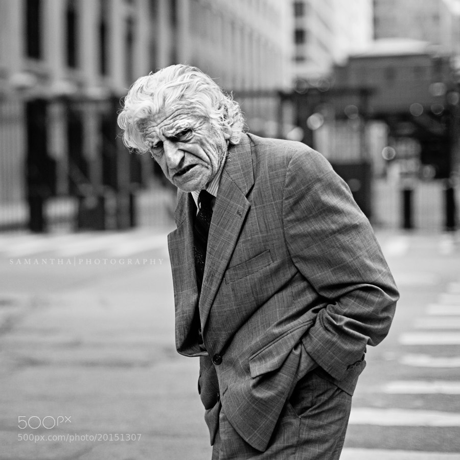 Photograph the look of a mad man.  by samantha oulavong on 500px