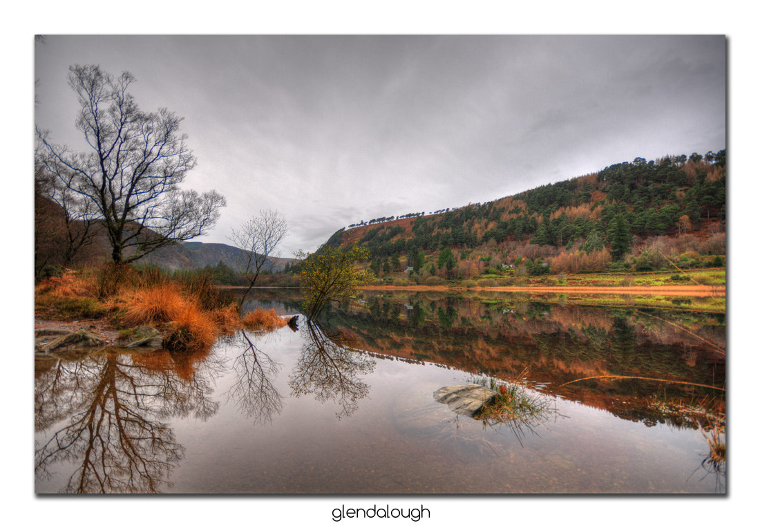 Photograph Glendalough Reflected by Rodrigo Cunha on 500px
