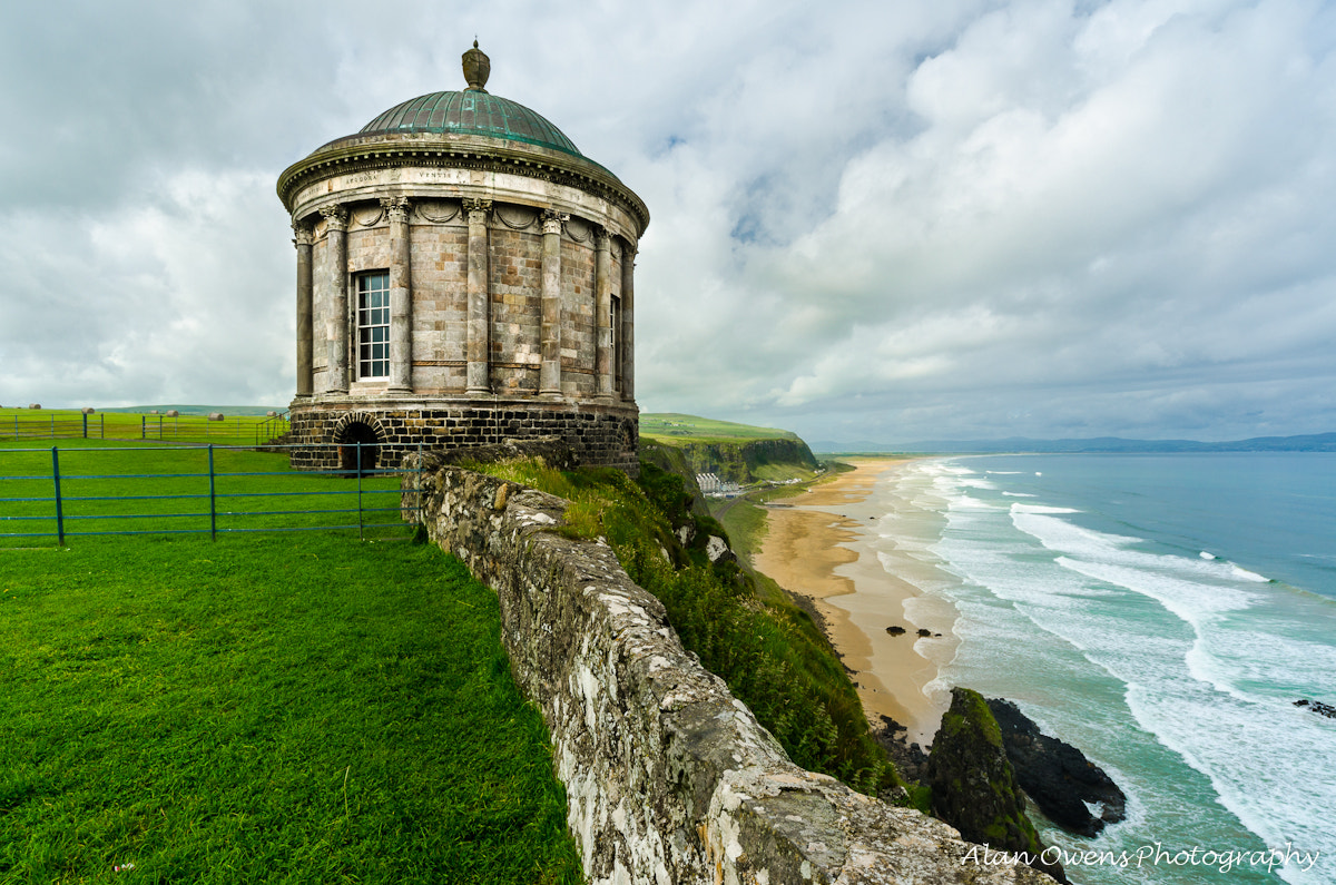 Photograph ~Mussenden Temple II~ by Alan Owens on 500px