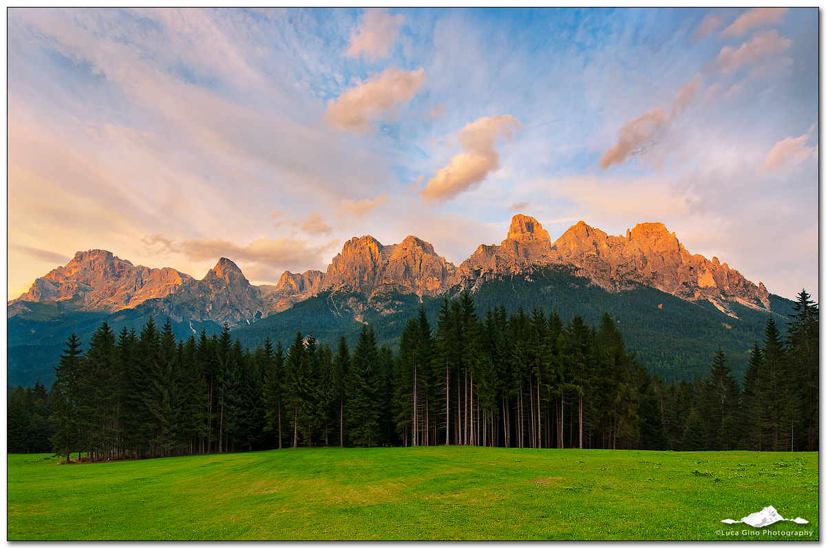 Photograph Pale di San Martino by Luca Gino on 500px