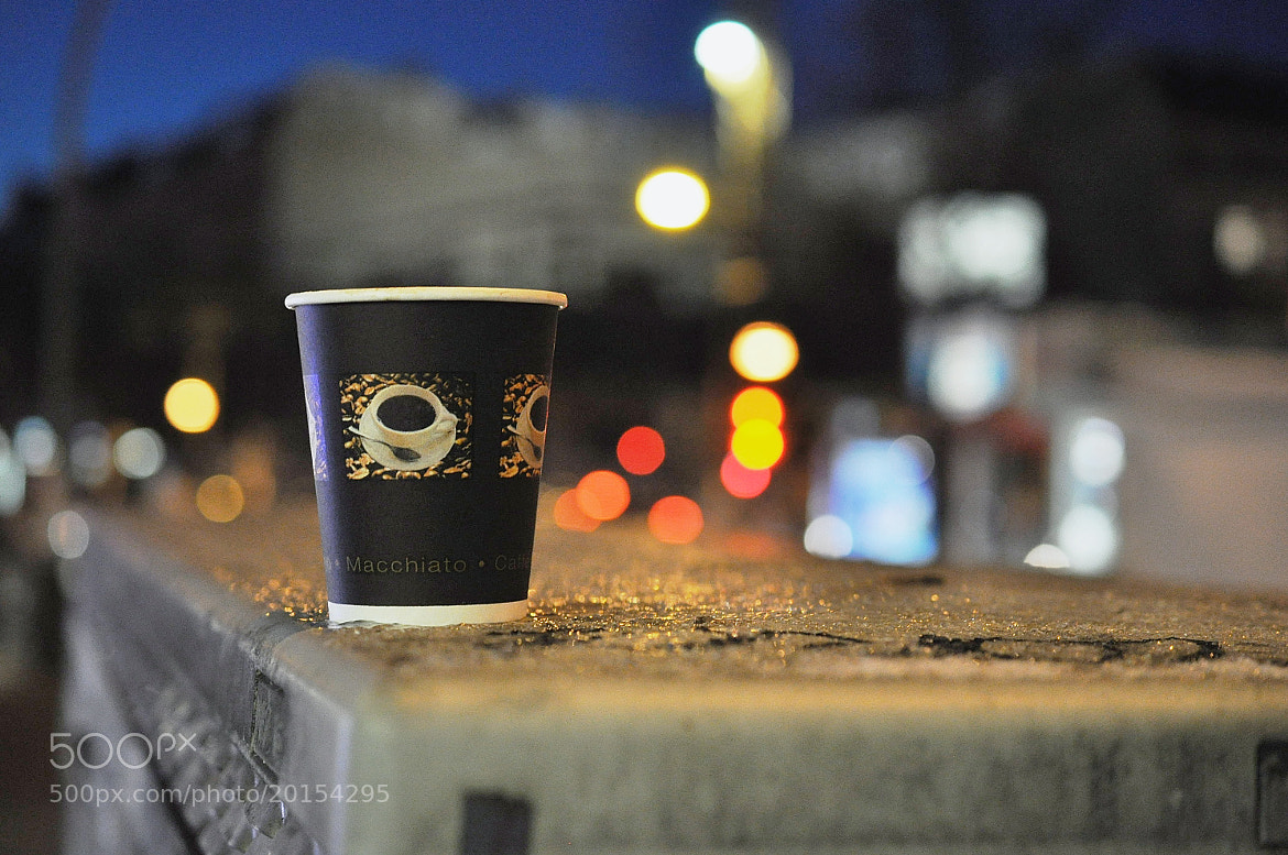 Photograph lonely macchiato by the freelens on 500px