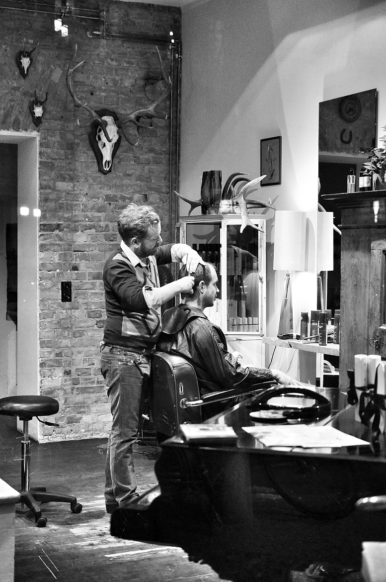 Photograph haircut with deer by the freelens on 500px