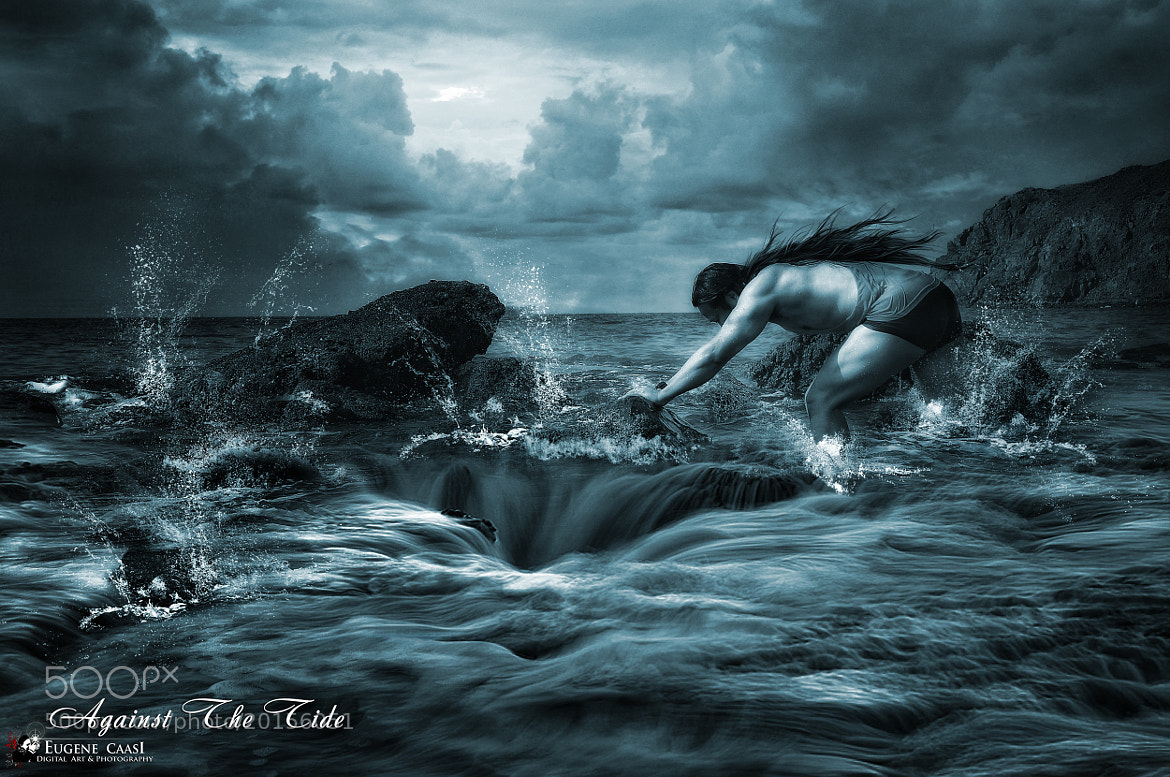 Photograph AGAINST THE TIDE by Eugene Caasi on 500px