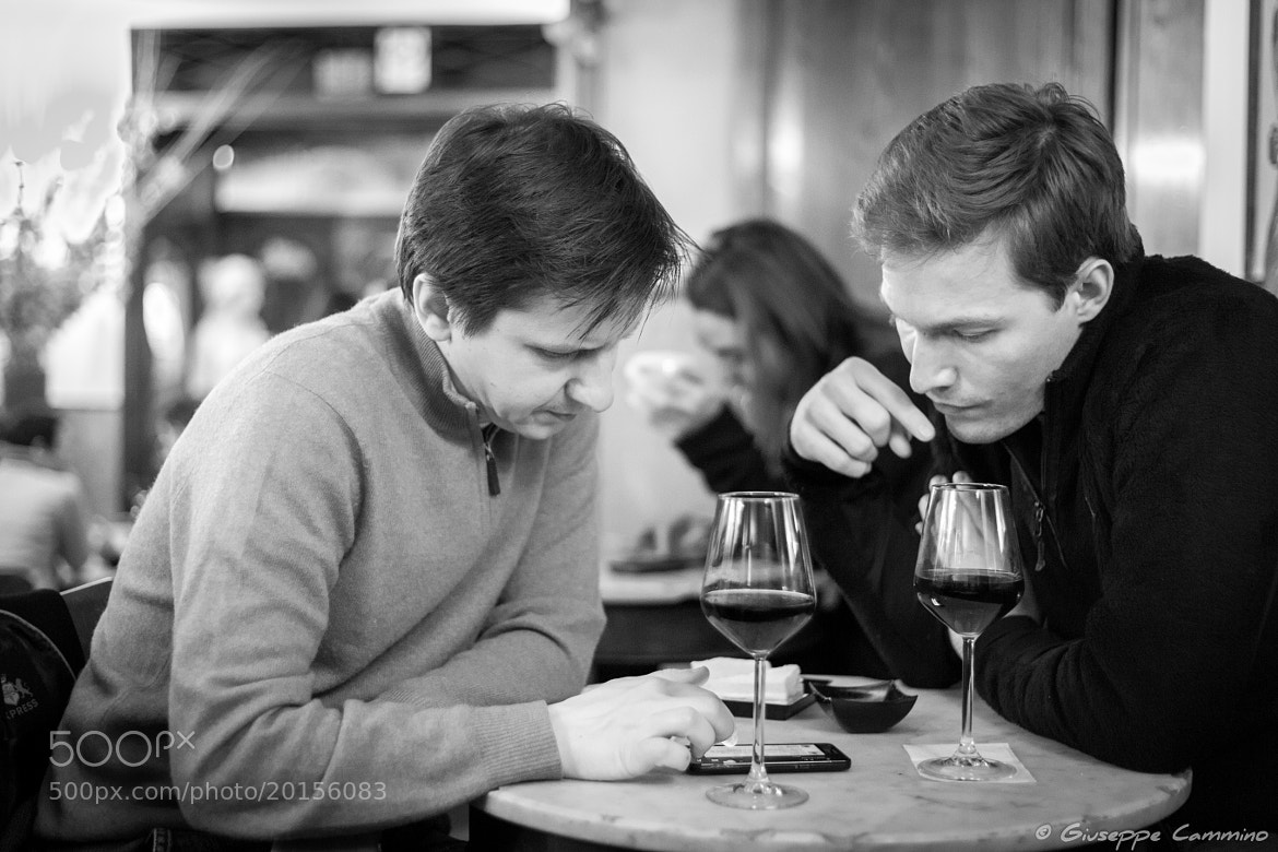 Photograph ... at the bar by Giuseppe Cammino on 500px