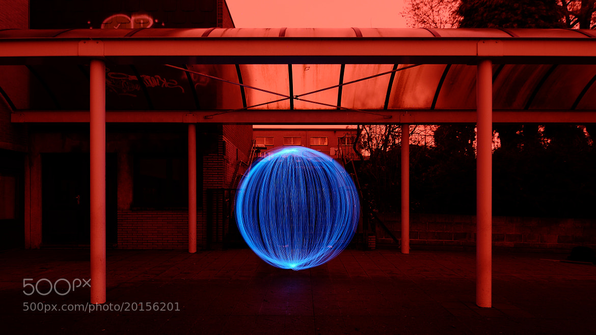 Photograph Just an orb by Palateth (Renaud Willems) on 500px