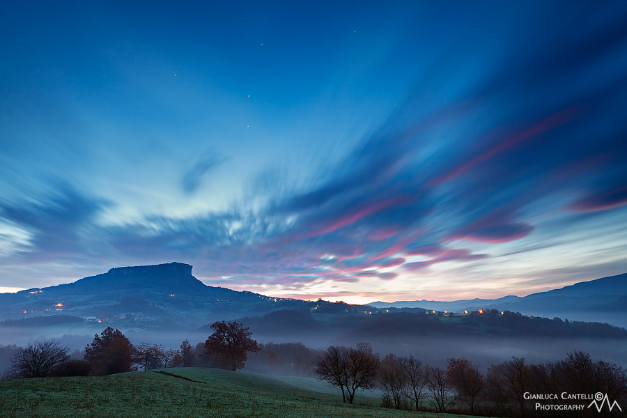 Photograph Twilight Show by Gianluca Cantelli on 500px