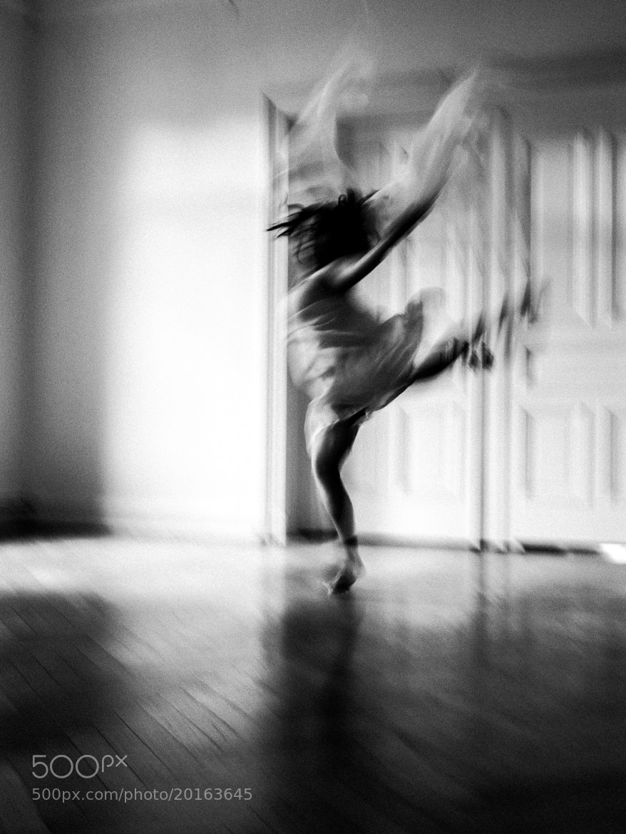 Photograph Dance Blur by Magnus Persson on 500px