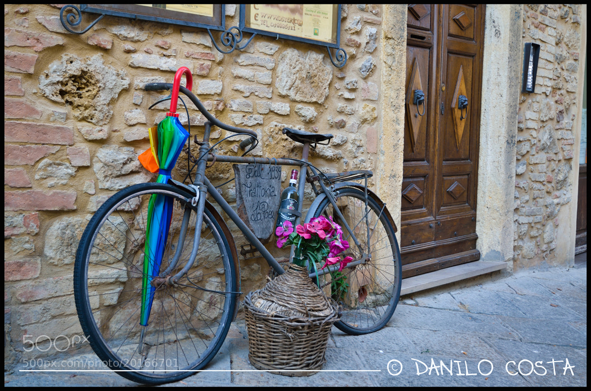 Photograph Bike & Colors by Danilo Costa on 500px