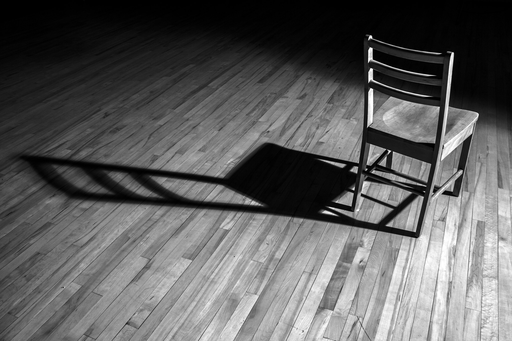Photograph Lonely Chair by Eric Gagnon on 500px