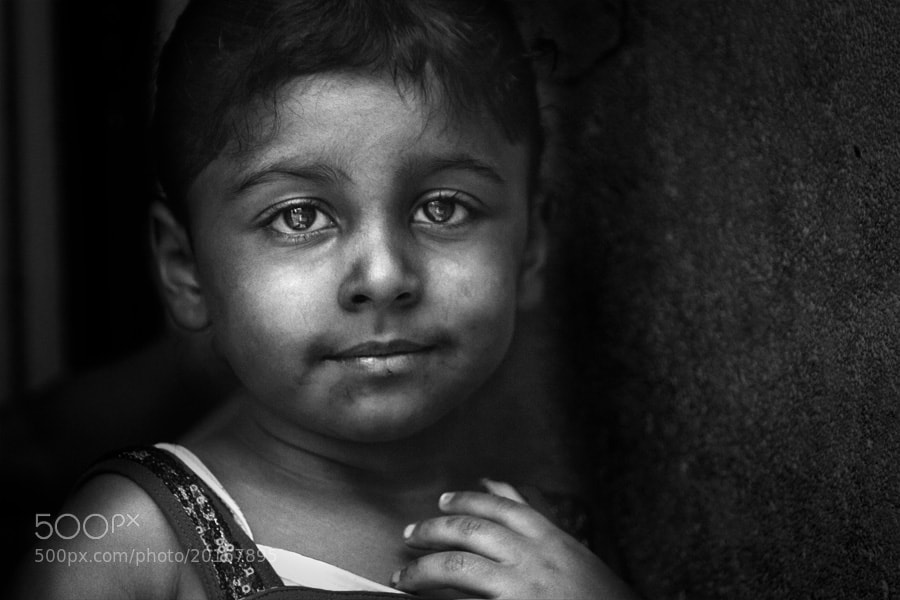 Photograph Girl's smile by Zuhair Ahmad on 500px