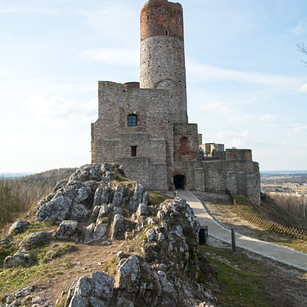 Castle in Chęciny