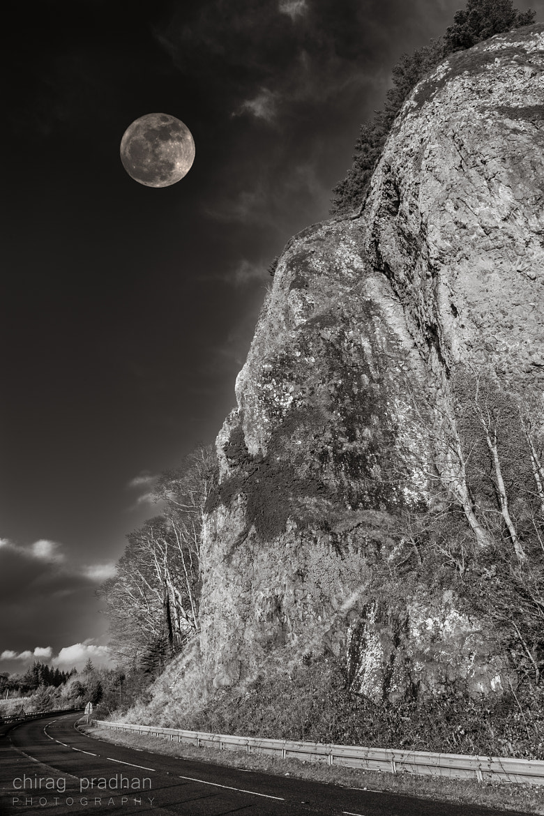 Photograph Moon Rock by Chirag Pradhan on 500px