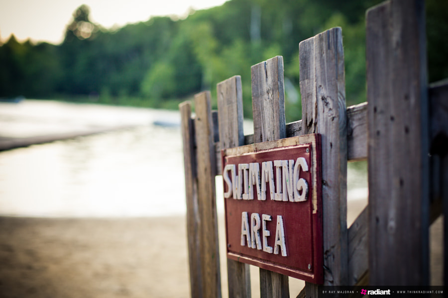 Swimming Area