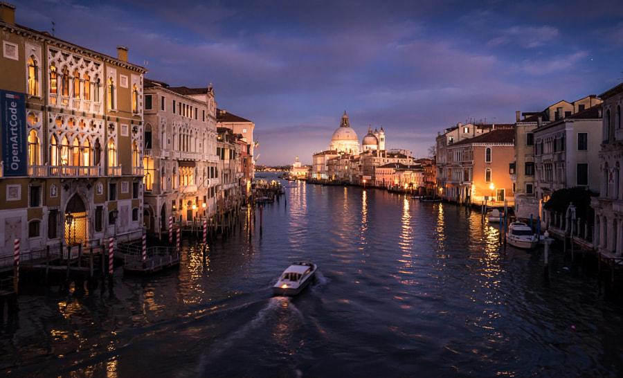 Academy bridge Venice