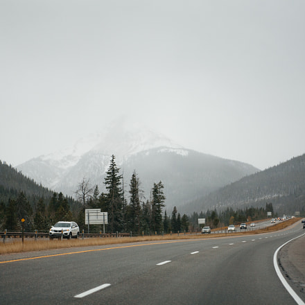 Mountain Road, Canon EOS 5D, EF28-70mm f/2.8L USM