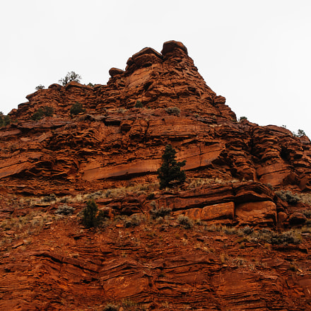 Mountain Texture, Canon EOS 5D, EF28-70mm f/2.8L USM